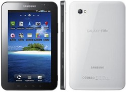 Galaxy Tab P1000 Samsung 7'' 32G- دست دوم - تمیــز - در حد نـو